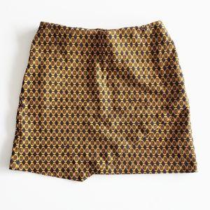 Cabi Faux Wrap Skirt